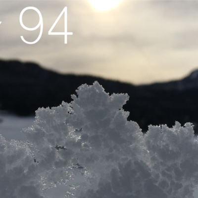 Tag 94 – Winterzauber