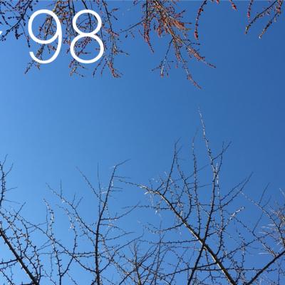 Tag 98 – Zwischenräume